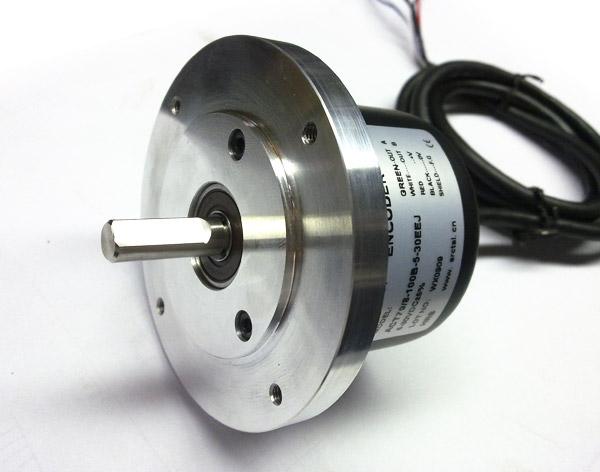 ACT70/78/115坚固耐用型编码器
